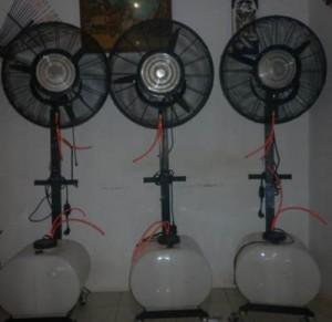 Rental Misty fan Depok