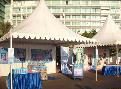 Sewa Tenda untuk acara Ramadhan