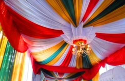 Vendor sewa tenda pernikahan desain terbaik