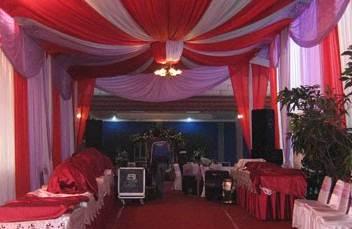 Tips memilih dan menyewa tenda pernikahan
