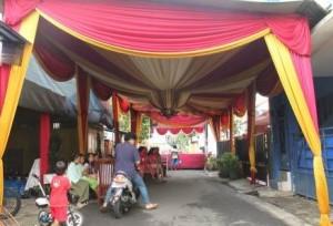 Tips memilih tenda pernikahan