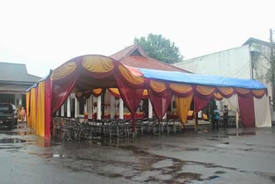 Tenda Canopi Balon 45rb/m