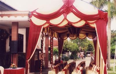 Tenda Canopi VIP