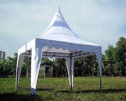 gambar Tenda Kerucut